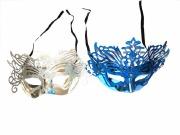 Glitter Masquerade Masks