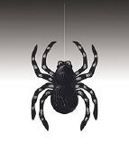 Glitter Spider Decoration