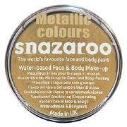 Gold Snazaroo Face Paint