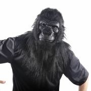 Gorilla Moving Mouth Mask