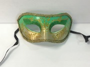 Green Colombina Eyemask