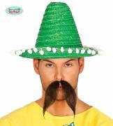 Green Sombrero Hat