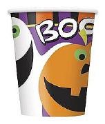 Halloween Boo Cups