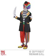 Halloween Clown Costume