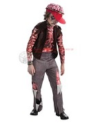Halloween Punk Rocker Costume