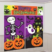 Halloween Wall Decorating Kit