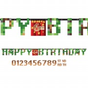 TNT Birthday Banner