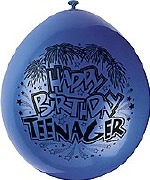 Happy Birthday Teenager