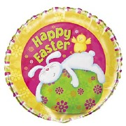 Happy Easter Foil Balloon