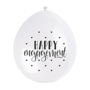 Happy Engagement Balloons
