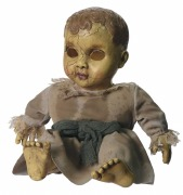 Haunted Doll Halloween Prop