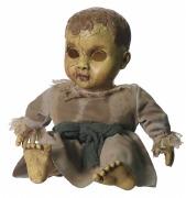 Haunted Doll Halloween Prop