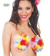 Hawaiian Floral Bra