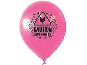 Hen Balloons