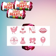 Hen Party Lovehearts