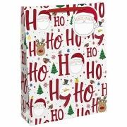 Cute Ho Ho Christmas Bag