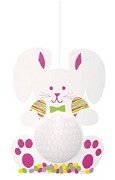 Honeycomb Bunny Decoration