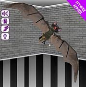 Horror Bat Decoration