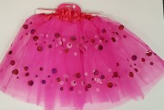Hot Pink Dotted Tutu