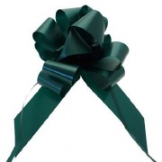 Hunter Green Pull Bow Ribbon