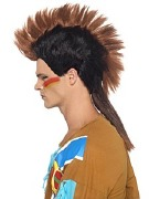 Indian Mohican Wig