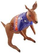 Inflatable Kangaroo