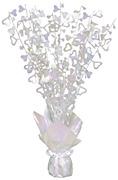 Iridescent Hearts Centrepiece