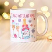 Itsy Bitsy Congratulations Mug