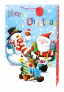 Jumbo Santa Gift Bag