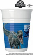 Jurassic Kingdom Cups