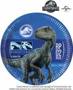 Jurassic Kingdom Plates