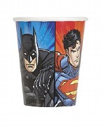 Justice League Party Cups