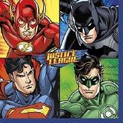 Justice League Party Napkins