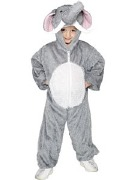 Kids Elephant Costume