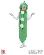 Kids Pea Costume