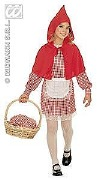 Kids Red Riding Hood Costume