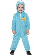 Kids Cookie Monster Costume
