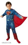 Kids Deluxe Superman Costume