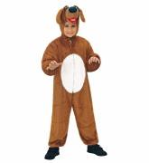Kids Dog Costume