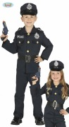 Kids Policeman Costume