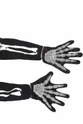 Kids Skeleton Gloves