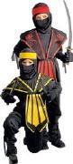 Kombat Ninja Costume