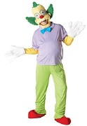 Krusty The Clown Costume