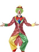 La Circus Deluxe Clown Costume