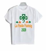 Kids La Fheile Padraig T-Shirt