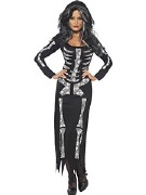 Lady Skeleton Costume