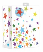 Large Bright Star Gift Bag