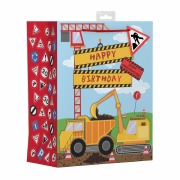 Large Digger Gift Bag