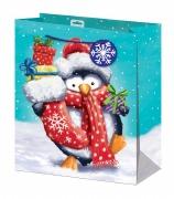 Large Penguin Gift Bag