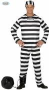 Large Prisoner Costume